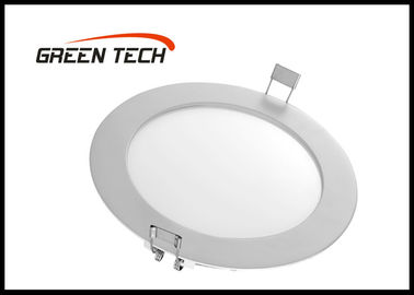 China Surface Mounted Round LED Panel Light Warm White / Natural White 2700K - 6500K 20W supplier