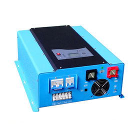 China 10KW 48Vdc 220Vac off grid low frequency pure sine wave inverter with charger supplier