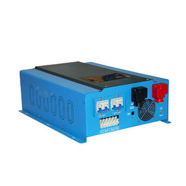 China 12000 watts 96Vdc pure sine wave power inverter with LCD display supplier