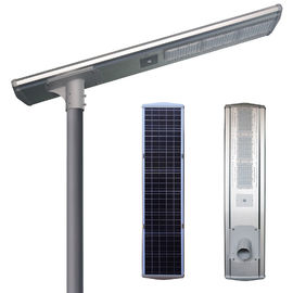 China 6000K - 7000K Solar Powered LED Lights , Time Control All In One Solar Light supplier