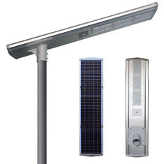 China 60W Time Control Integrated Solar Street Light With Lifepo4 Battery / Motion Sensor supplier