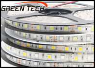 China Flexible LED Strip Lighting Waterproof , Outdoor Decoration Dimmable LED Strip Lights factory