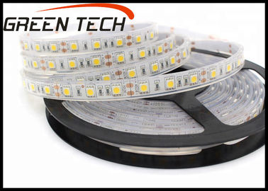 China 24V Underwater IP68 LED Flexible Strip Lights For Outdoor Lighting SMD2835 distributor