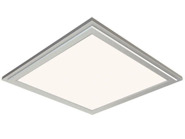 Suspended / Mounted LED Panel Light 600x600 , CCT Changed LED Square Ceiling Panel