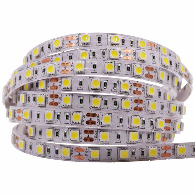 120 Degree RGB LED Light Strips , High Save - Energy Ong LED Light Strips